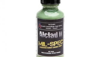 Israeli Camouflage Pale Green - 30ml