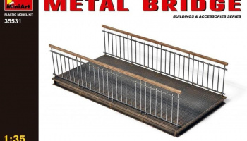 1/35 Metal Bridge
