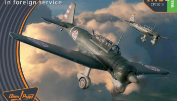 "1/72 Ki-51 Sonia ""in foreing service"""