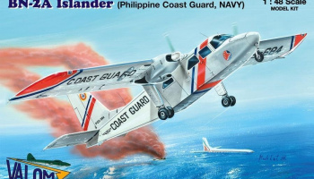 1/48 Britten-Norman BN-2A Islander (Philippine Coast Guard, NAVY)