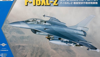 F-16XL-2 Experimental Fighter 1/48 - Kinetic