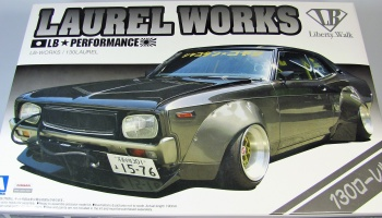 Nissan LB Works Laurel - Aoshima