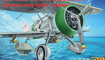 1/72 BFC-2 Goshawk Curtiss