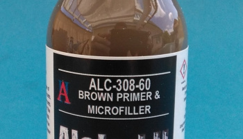 Brown Primer & Microfiller - 60ml - Alclad2