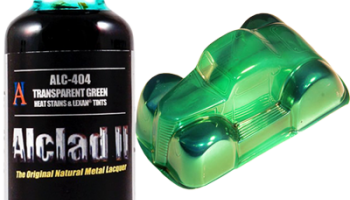 Transparent Green (ALC404) - Alclad II