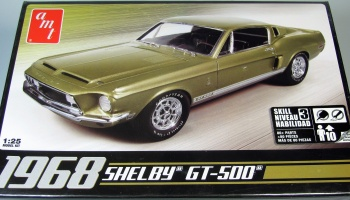 Shelby GT500 - AMT