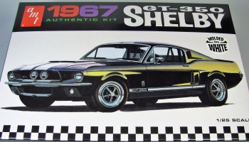 Shelby GT 350 - AMT