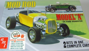 Ford Model A Roadster - AMT