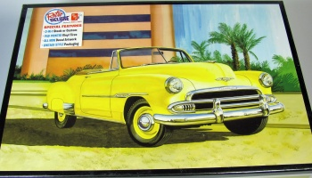 Chevy Convertible 1951 - AMT