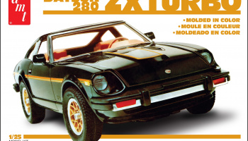 Datsun 280ZX Turbo 1980 - AMT