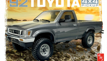 Toyota 4X4 Pick-Up 1992 - AMT