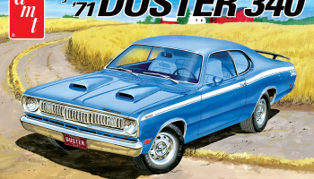 Plymouth Duster 340 Muscle Car 1971 - AMT