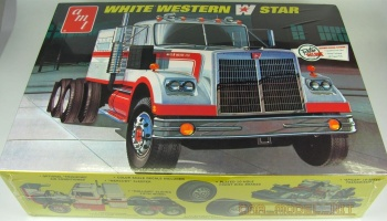 White Western Star - AMT