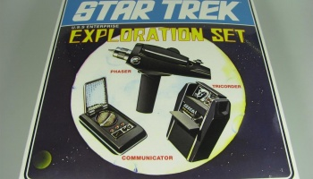 Star Trek Exploration Set - AMT