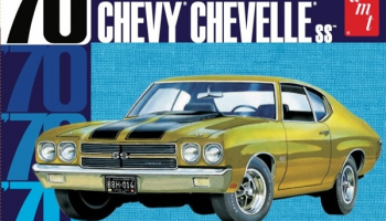 Chevy Chevelle SS 1970 - AMT