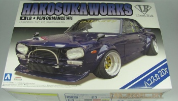 Nissan Skyline LB Performance Hakosuka Works - Aoshima