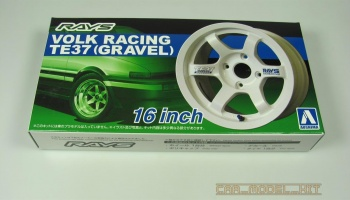 Volk Racing TE37 16inch Wheels - Aoshima