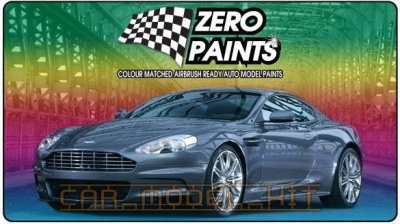 Aston Martin DBS - Casino Royal (007) - Zero Paints