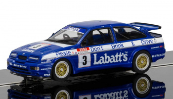 Ford Sierra RS500, Tim Harvey (1:32) - Circuit SCALEXTRIC C3867