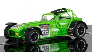 Caterham Superlight Lee Wiggins (1:32) - Circuit SCALEXTRIC C3871
