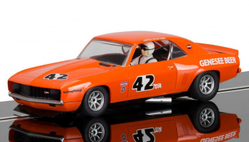 Chevrolet Camaro 1971 Trans Am (1:32) - Circuit SCALEXTRIC C3874