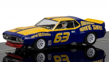 AMC Javelin Trans Am Jockos Racing (1:32) - Circuit SCALEXTRIC C3876