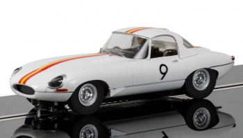 Jaguar E Type 1965 Bathurst Bob Jane - NEW TOOLING (1:32) - Circuit SCALEXTRIC C3890