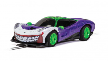Autíčko Film & TV SCALEXTRIC C4142 - Scalextric Joker Inspired Car (1:32)