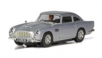 Autíčko Film & TV SCALEXTRIC C4202 - James Bond Aston Martin DB5 - No Time To Die (1:32)