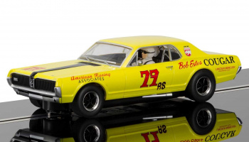 Mercury Cougar XR7 1967 (1:32) GT SCALEXTRIC C3729