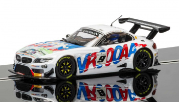 BMW Z4 GT3 ROAL Motorsport Spa 2015 (1:32) GT SCALEXTRIC C3855