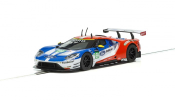 Ford GT - GTE Number 69 LeMans 2016 - NEW TOOLING (1:32) GT SCALEXTRIC C3858