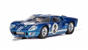 Ford GT MKII Sebring 1967 (1:32) GT SCALEXTRIC C3916