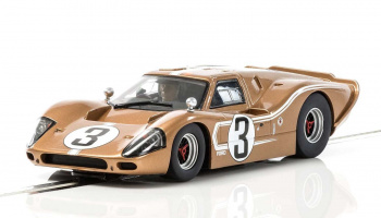 Ford MKIV 1967 Mario Andretti / Lucien Bianchi (1:32) GT SCALEXTRIC C3951