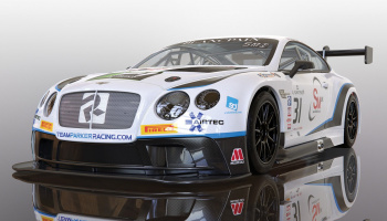 GT SCALEXTRIC C4024 - Bentley Continental GT3 - Team Parker Racing - Brands Hatch 2018 (1:32)