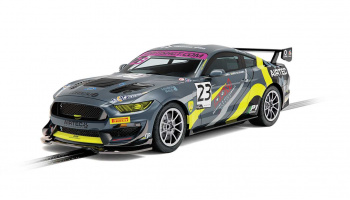 Autíčko GT SCALEXTRIC C4182 - Ford Mustang GT4 -  British GT 2019 - RACE Performance (1:32)
