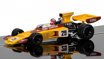 Lotus 72 Gunston 1974, Ian Scheckter Legend (1:32) Limited Edition SCALEXTRIC C3833A