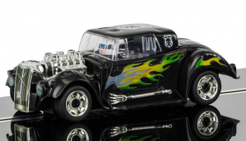 Team Hot-Rod - blue (1:32) - QUICK BUILD Super Resistant SCALEXTRIC C3708