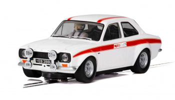 Ford Escort MkI Mexico 50th Anniversary (1:32) Street SCALEXTRIC C3934