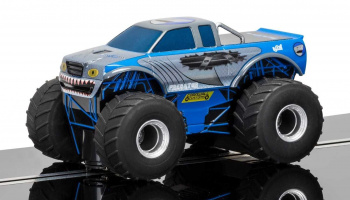 "Team Monster Truck ""Predator"" (1:32) - Super Resistant SCALEXTRIC C3835"