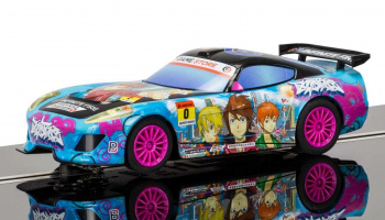 Team GT Lightning - Team GT Sunrise (Anime) (1:32) - Super Resistant SCALEXTRIC C3838