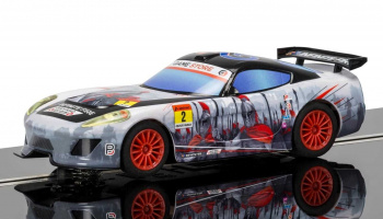 Team GT Lightning - Team GT Spartan (Comic book) (1:32) - Super Resistant SCALEXTRIC C3839