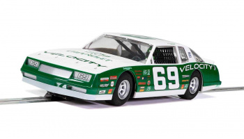Chevrolet Monte Carlo 1986 No.69 - Green [NEW TOOLING 2018] (1:32) - Super Resistant SCALEXTRIC C3947