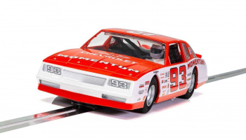 Chevrolet Monte Carlo 1986 No.93 - Red [NEW TOOLING 2018] (1:32) - Super Resistant SCALEXTRIC C3949