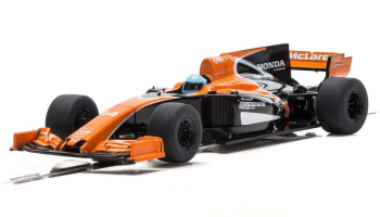 McLaren Honda MCL32 Car - 2017 [NEW TOOLING 2018] (1:32) - Super Resistant SCALEXTRIC C3956