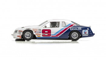 Autíčko Super Resistant SCALEXTRIC C4035 - Ford Thunderbird - Blue & White & Red (1:32)