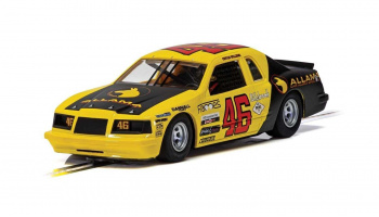Autíčko Super Resistant SCALEXTRIC C4088 - Ford Thunderbird - Yellow & Black No.46 (1:32)