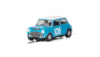 Downton Mini Cooper 1962 Targa Florio (1:32) - Touring SCALEXTRIC C3913