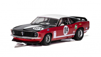 Ford Boss Mustang 1970 Frank Gardner (1:32) - Touring SCALEXTRIC C3926