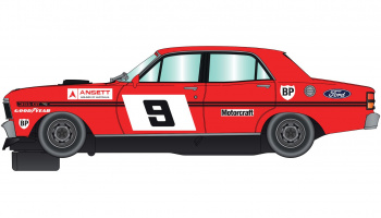 Ford XY Falcon - ATCC 1973 Winner - Alan Moffat (1:32) Touring SCALEXTRIC C4028
